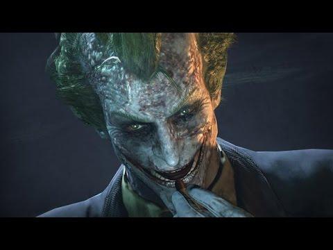 Arkham Joker Skin Arkham Asylum Sick Joker