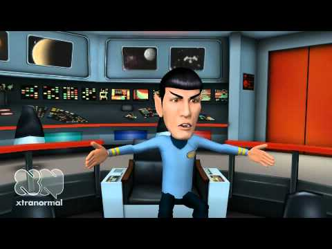 Spock Talks On DX Pileups