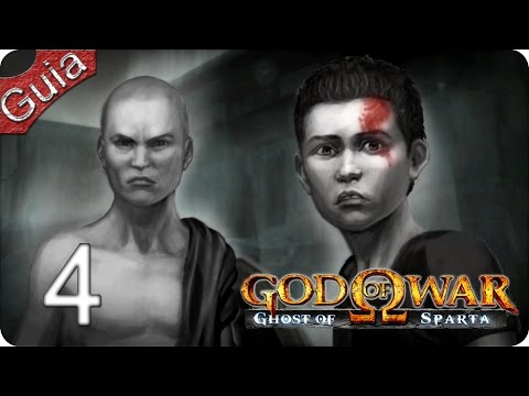 God Of War Ghost Of Sparta Hd Walkthrough Parte 4 Español video