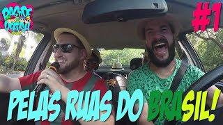 Pagode da Ofensa na Web - Pelas ruas do BRASIL #1