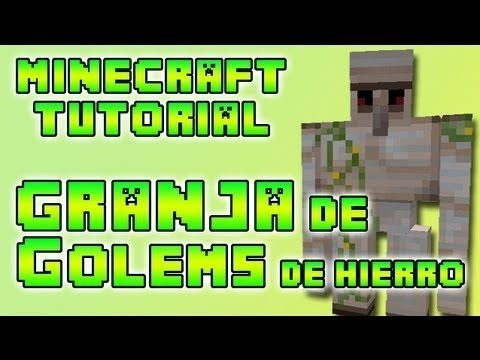 MineCraft Ps3. Xbox 360 - Tutorial Granja De Hierro