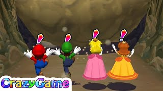 Mario Party 6 - All Survival Minigames Gameplay