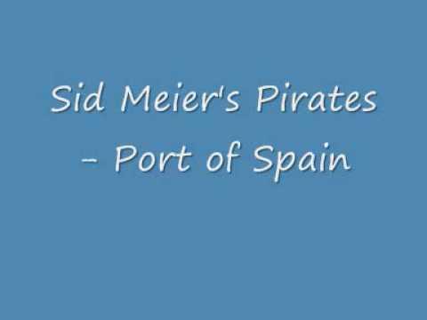 Sid Meier's Pirates - Port of Spain
