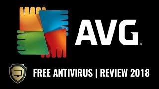 AVG Free Antivirus 2018 Review