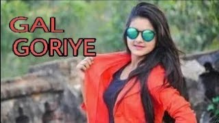 Gal Goriye-High Rated Gabru | Guru Randhawa | Cute love story | Hindi song 2019| Ft. jani&dipika💏😘