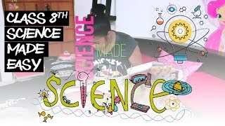 Class 8 Science Lessons | Force & Pressure | Class 8: Science (Chapter 11: FORCE AND PRESSURE)