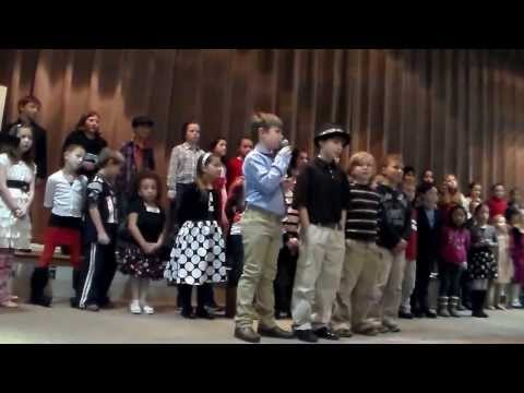 HARWICH ELEMENTARY SCHOOL 3rd grade concert part 1