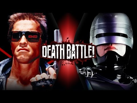 DEATH BATTLE! - Terminator VS RoboCop