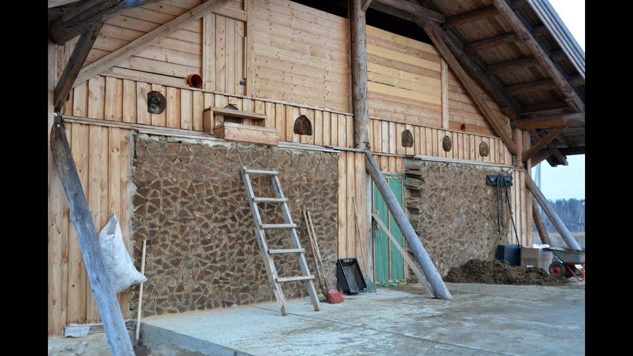 Дом для овец своими руками