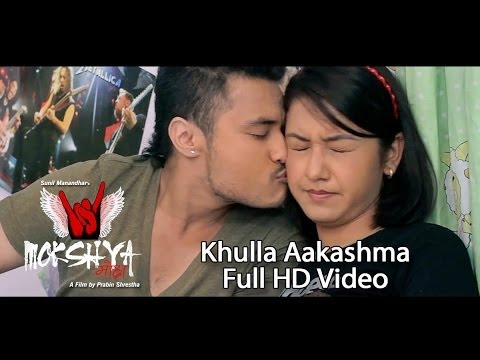 khulla aakashmaa by Sanjeev Singh