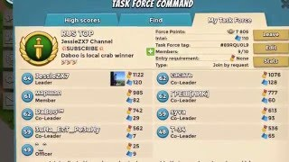 Boom Beach — JessieZX7 on boosted ice bases, RMZ
