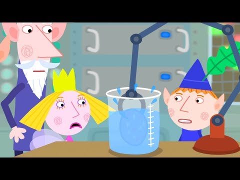 Ben and Holly's Little Kingdom   Queen Thistle's Rock Cake   Cartoons for Kids