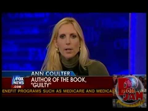 Ann Coulter slams Libs outrage at guilty Amanda Knox's conviction, but silence on Duke lacrosse