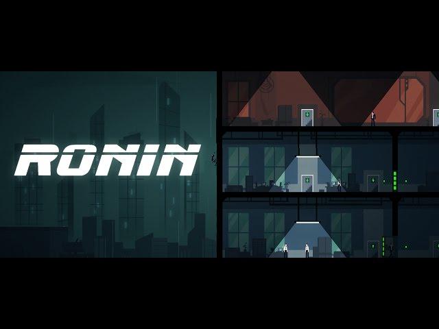 RONIN: Turn-Based Action Platformer