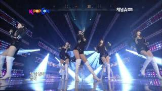 [1080 HD]120131 Nine Muses - NEWS @ Channel A Kpop Con