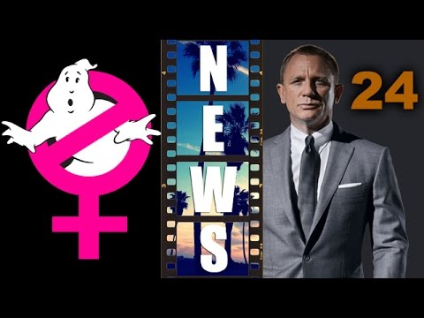 Ghostbusters 3 all female cast for Paul Feig?! Bond 24 news and update!  - Beyond The Trailer