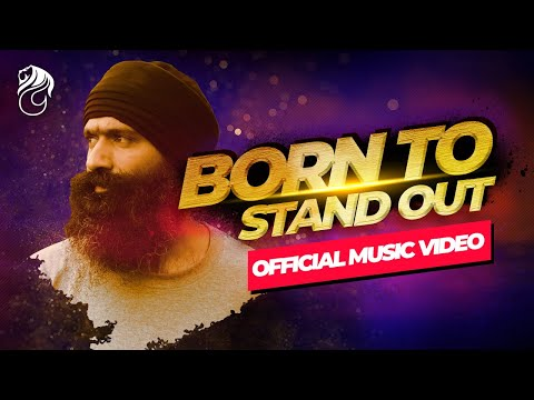 Born To Stand Out (Official Music Video feat. Abhay Deol) - L-FRESH The LION