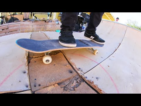 The Worst Skate Ramp Ever!
