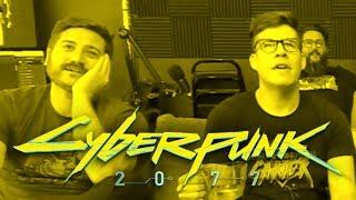 Funhaus reacts to Cyberpunk 2077 | E3 2018