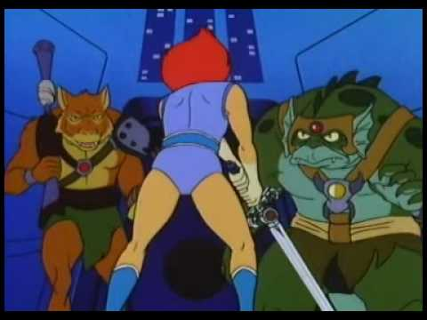 Thundercats  Sword Of Omens video