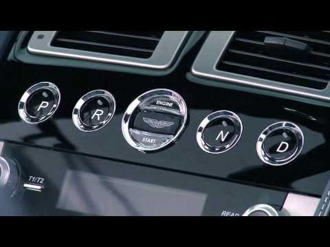 Aston Martin Virage Volante, реклама