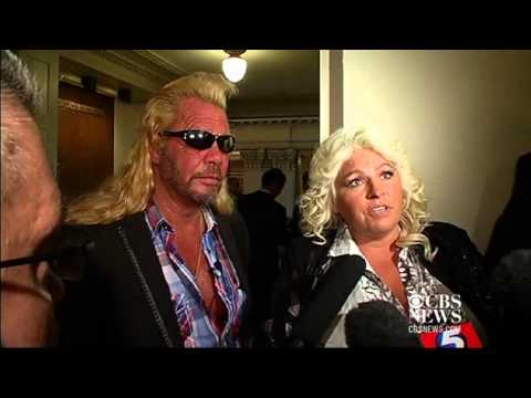 Dog the Bounty Hunter lobbies Okla. legislature