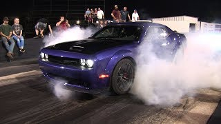 1/4 MILE Grudge Racing - Tulsa Midnights Drags