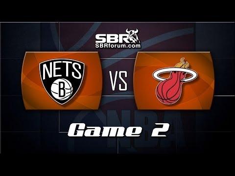 NBA Picks: Brooklyn Nets vs. Miami Heat Game 2