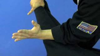 Hapkido Knife Defense Stance (Part 2)