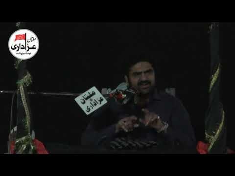 Zakir Syed Ghayour Sabir Shah  I Majlis 12 Rabi ul Awal 2018 | ImamBargah Haideriya Salar Wahin