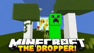 Minecraft 20 STAGE EPIC DROPPER MAP! w/ PrestonPlayz, Lachlan & Kenny