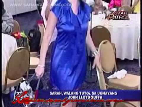 FULL - TVP Sarah G. on Lloydie-Ruffa Affair 08Jul09