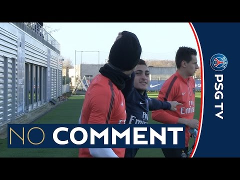 NO COMMENT - ZAPPING DE LA SEMAINE Marco Verratti
