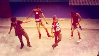 Wounded Squad - ryme minista ft mavado kill and get weh 2015 new dance moves