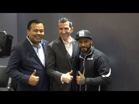 Tickets for Pacman-Matthysse showdown at 70percent sold