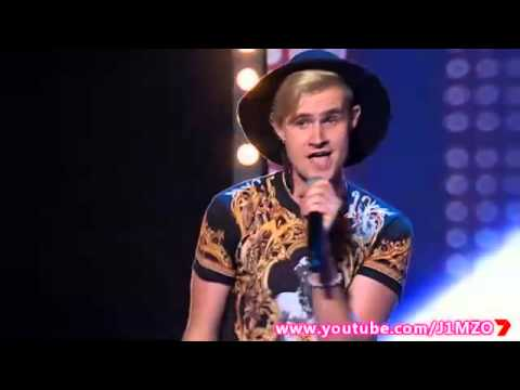 Jason Parker - The X Factor Australia 2014 - AUDITION [FULL]