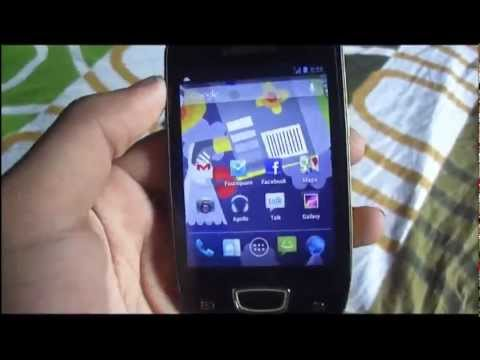 [CM10] ParaAndroid JellyBean ROM for Galaxy Mini[Video Review]