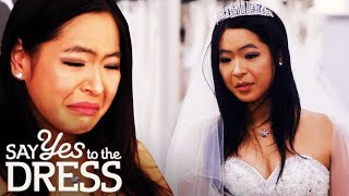 Young Bride Wants to Look Like a Princess on Her Big Day! | Say Yes To The Dress UK