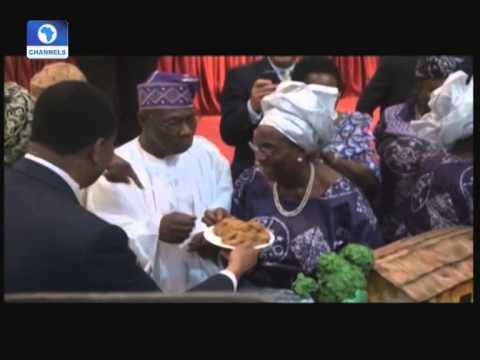 Metrofile: Fmr. President Olusegun Obasanjo Marks 78th Birthday in Style
