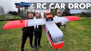 Operation RC Car Air Drop | Full Send! 😱