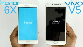 Honor 6X vs Vivo V5 Speed Test! - Which Is Faster?