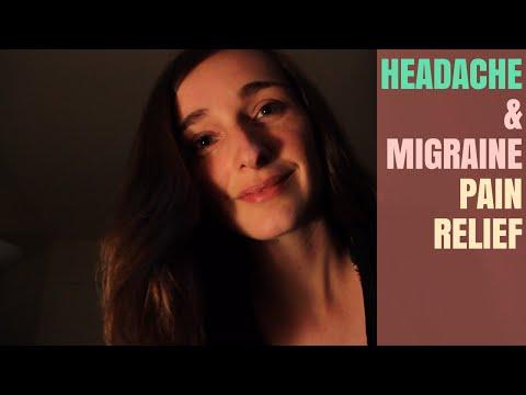 Gentle Friend Role Play - Headache & Migraine Pain Relief ASMR