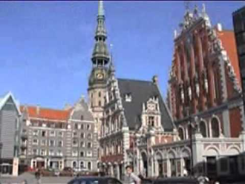Riga - The hearth of the baltics