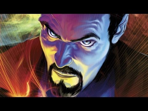 Marvel President Talks 'Doctor Strange' Movie