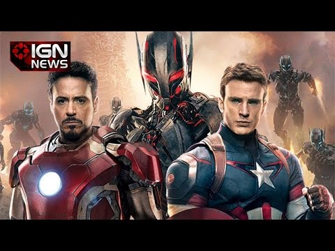 Marvel's Avengers: Age of Ultron Trailer Officially Released - IGN News