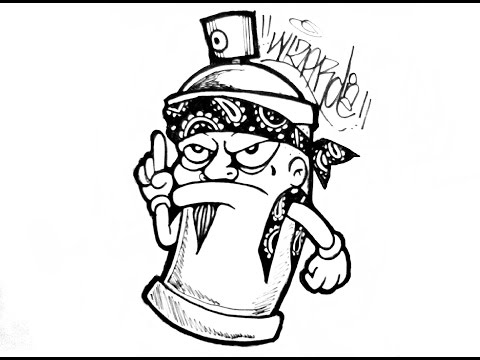 spray can coloring pages - photo#29