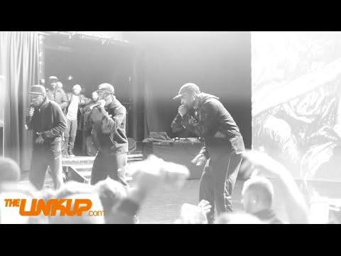 Kanye West, Skepta & Big Sean Live in London | @KanyeWest @Skepta @BigSean | Link Up TV