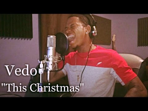 "NBC's 'The Voice' Star Vedo Drops Cover Of Chris Brown's ""This Christmas""; Inks Deal w/ Platinum Power Moves"