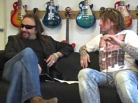 Ace Frehley interview Part 1/2 - done by Ginger - 2009