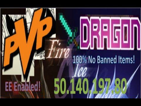 PvP Dragon- Tekkit server, NO BANNED ITEMS! No WhiteList!